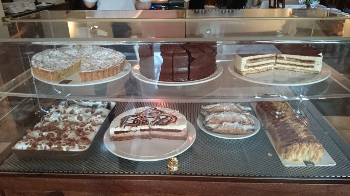 Zio's Walton Desserts