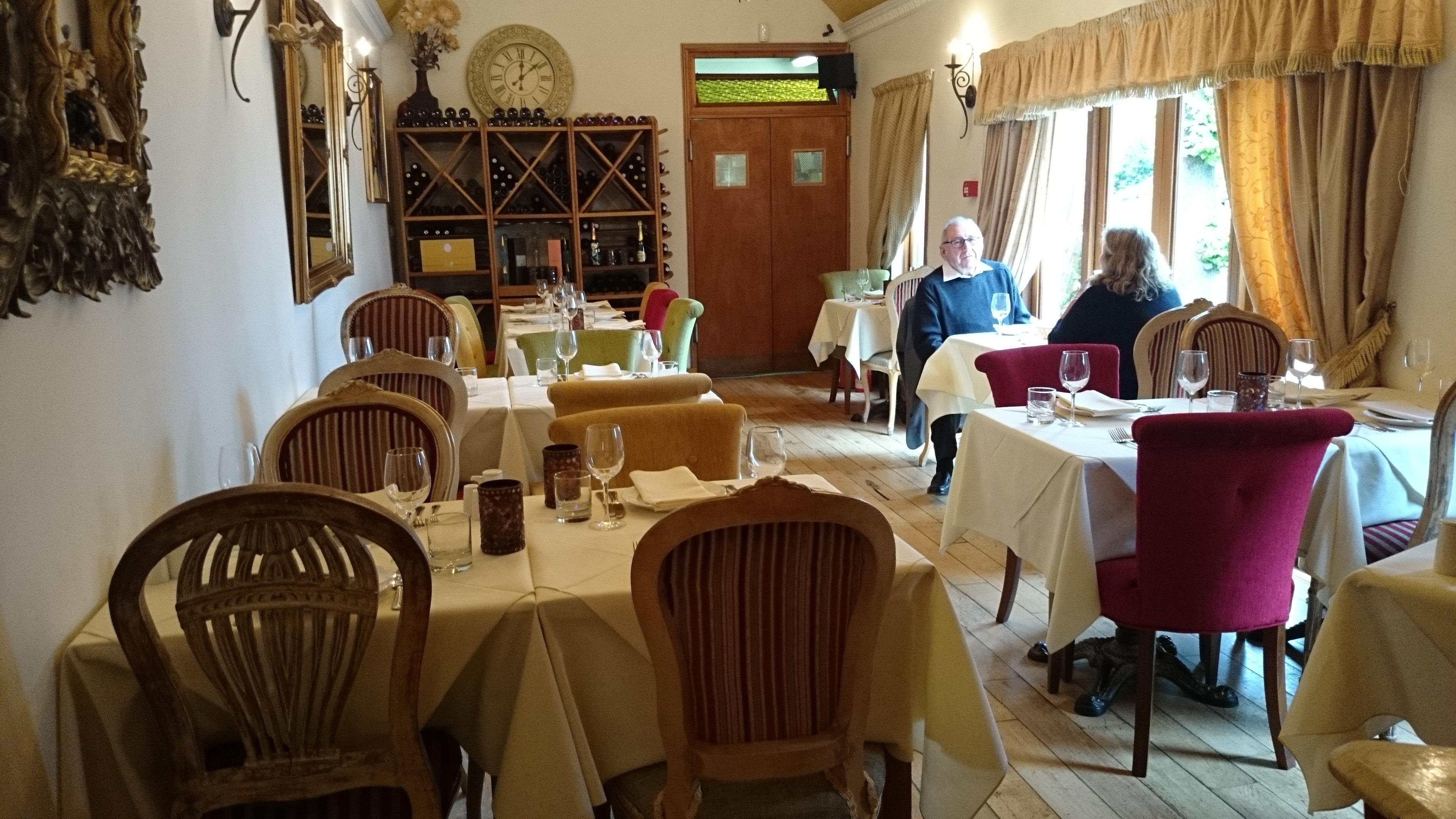 Weybridge Restaurant Review Ladies Who Lunch In Surrey