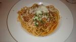 Zio's Walton Spaghetti Bologese