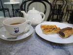 The French tarte tea