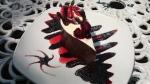King William IV Teardrop dessert