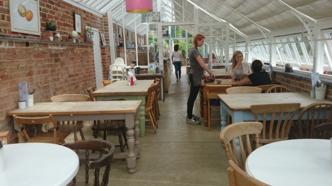 The Hothouse Cafe internal
