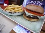 Cleaver Cobham kid's burger