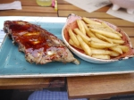 Cleaver Cobham kid's ribs