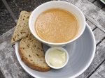 The Hothouse Cafe soup