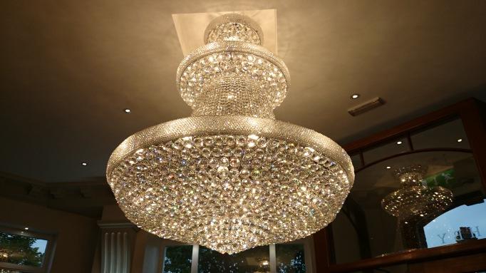 Cappadocia Walton-on-Thames chandelier
