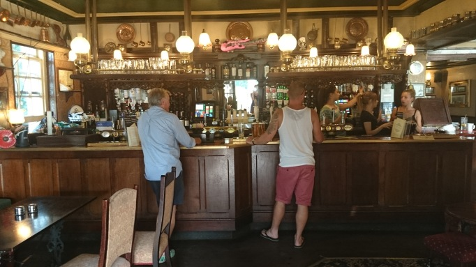 The Weir Walton-on-Thames internal bar
