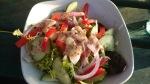 The Weir Walton-on-Thames side salad