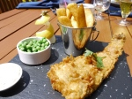 Windmill Ewhurst fish and chips