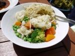 Windmill Ewhurst sunday roast vegetables