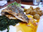 Cappadocia Walton-on-Thames Grilled Fillet Of Seabass