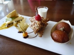 Roz Ana Kingston-Upon-Thames trio of desserts