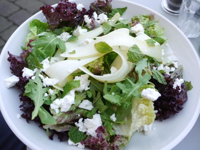 Nikki's Caffe Weybridge feta salad