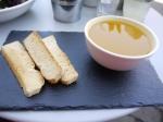 Nikki's Caffe Weybridge spicy soup