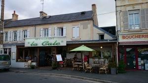 Normandy la Cale Asnelles