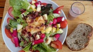 Normandy salad