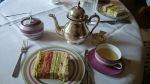 Great Fosters afternoon tea sandwiches