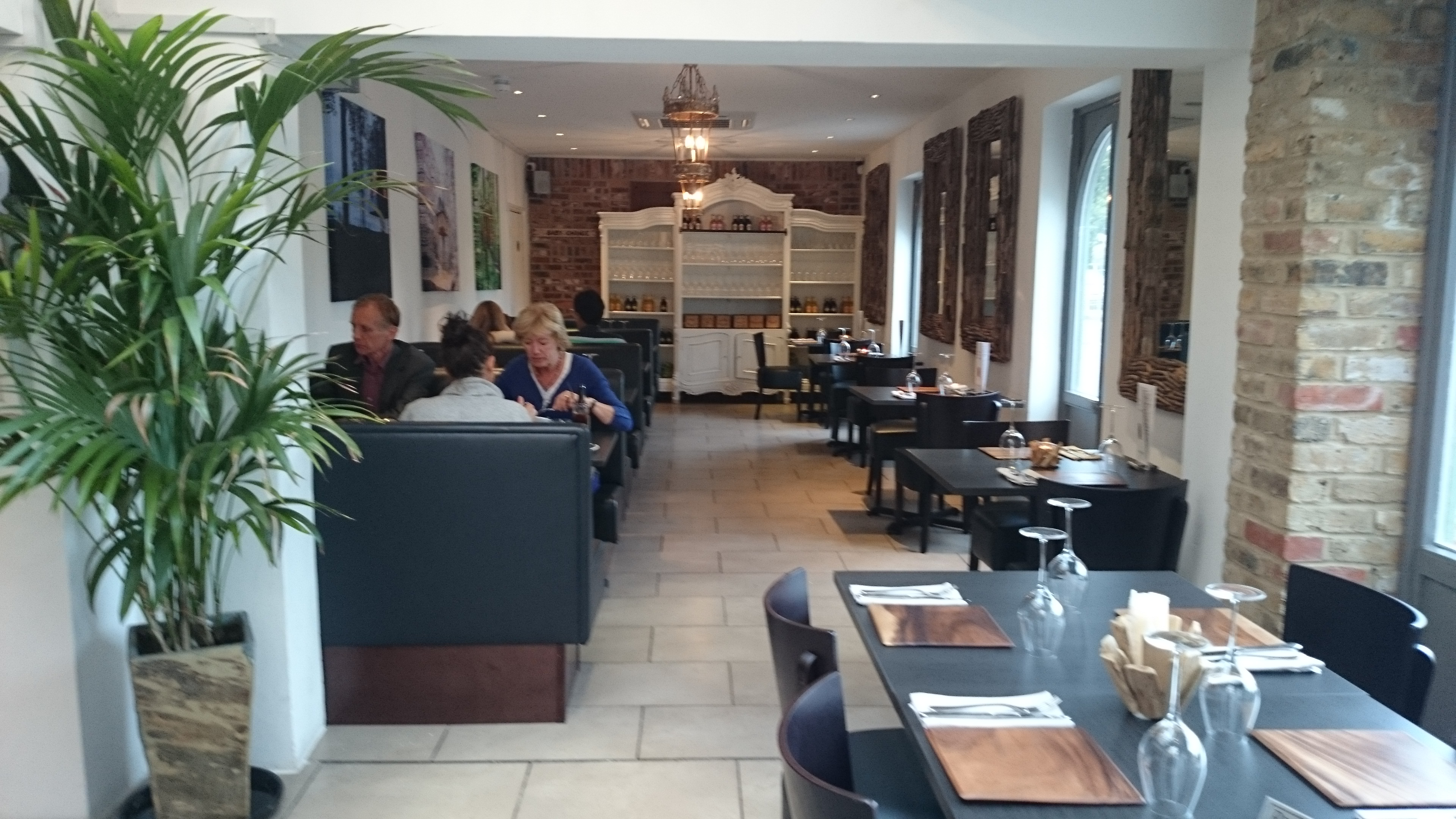 Weybridge Restaurant Review Ladies Who Lunch In Surrey