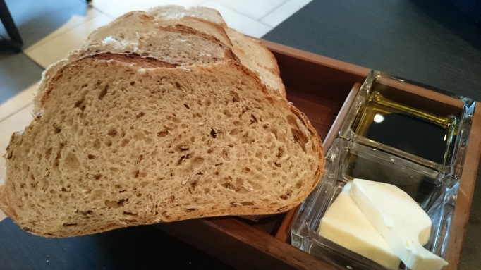 The Tree House Weybridge bread