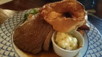 Crown & Cushion Sunday roast