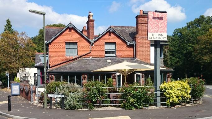 The Inn At Maybury exterior