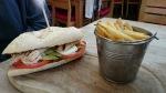 The Inn At Maybury chicken avocado tomato sandwich