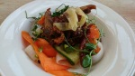 The Inn At Maybury duck salad
