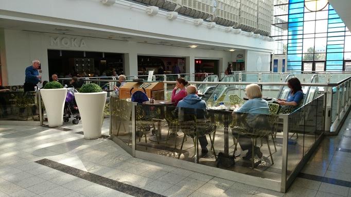Moka Caffe Bentalls Centre