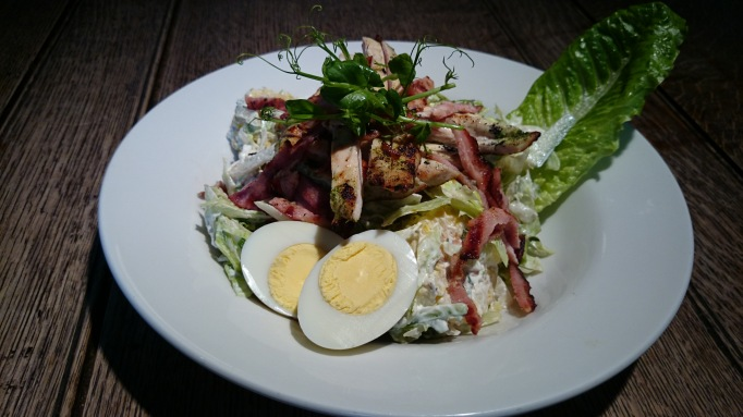 Craft & Grill Cobb salad