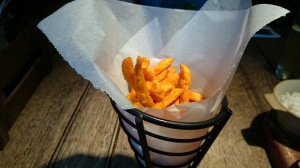 Craft & Grill sweet fries
