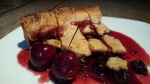 Craft & Grill cherry pie