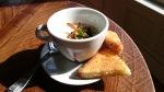 Red Lion Shepperton cauliflower soup