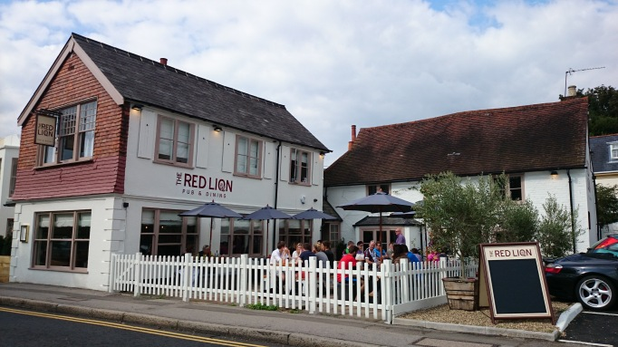 Red Lion Shepperton exterior