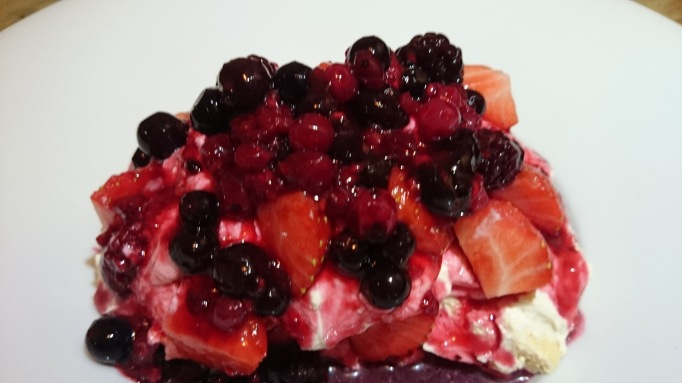 Henry's Kitchen eton mess