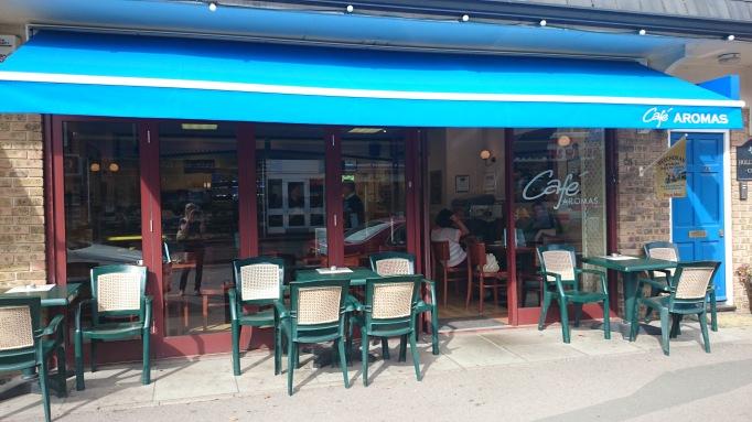 Cafe Aroma Cobham