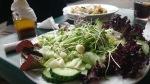Cafe Aroma Cobham salad