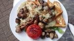Mada Deli mushrooms on toast