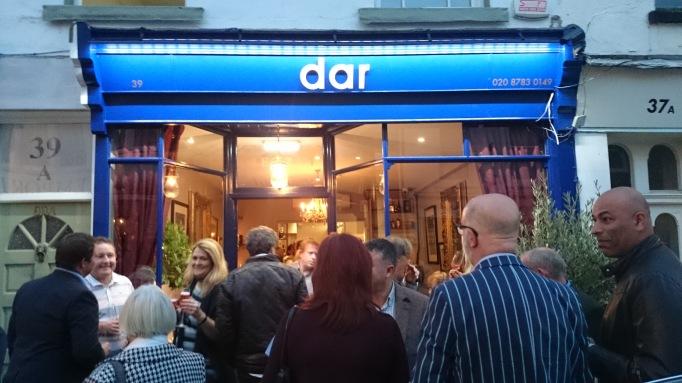 Mezzet Dar opening party