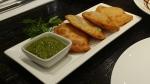 mezzet lebanese restaurant sambousek cheese