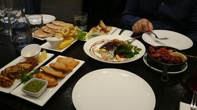 mezzet lebanese restaurant mezze