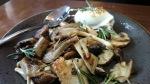 fouter saute mushrooms at Dar