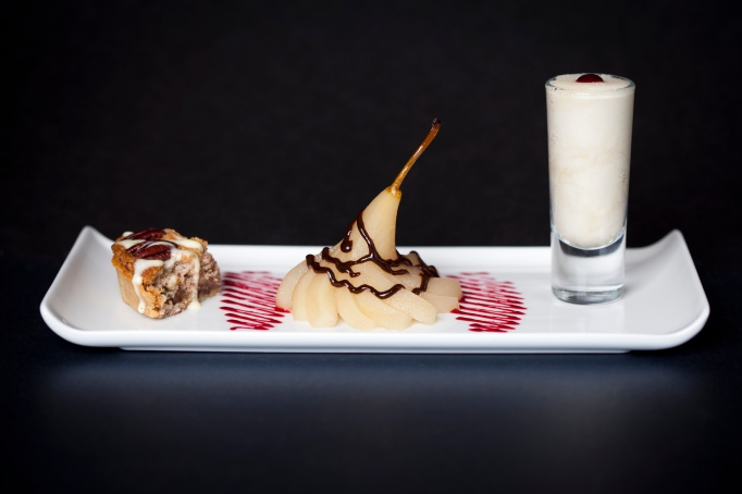 The Clink Restaurant dessert