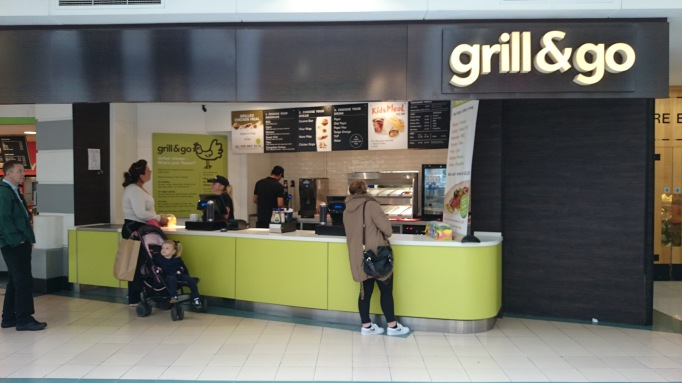 Grill & Go storefront
