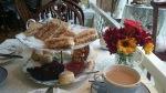 Chocolate Teapot Tearoom Esher afternoon tea