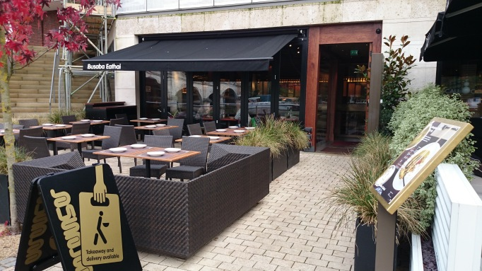 Busaba Kingston-upon-Thames exterior