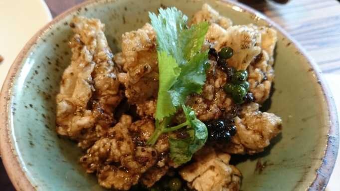 Busaba Kingston-upon-Thames  thai calamari