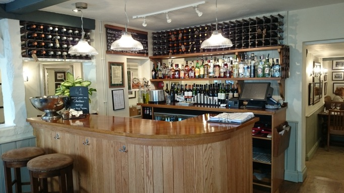 Shepperton Wine Bar & Grill bar no draft