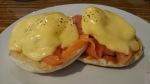 Baker street coffee house eggs Hemingway