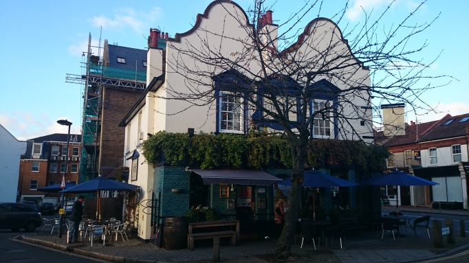 The Foresters Pub Hampton Wick external