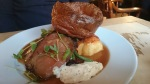 The Foresters Pub Hampton Wick roast beef